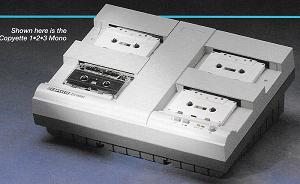 c-kasetin monistaja