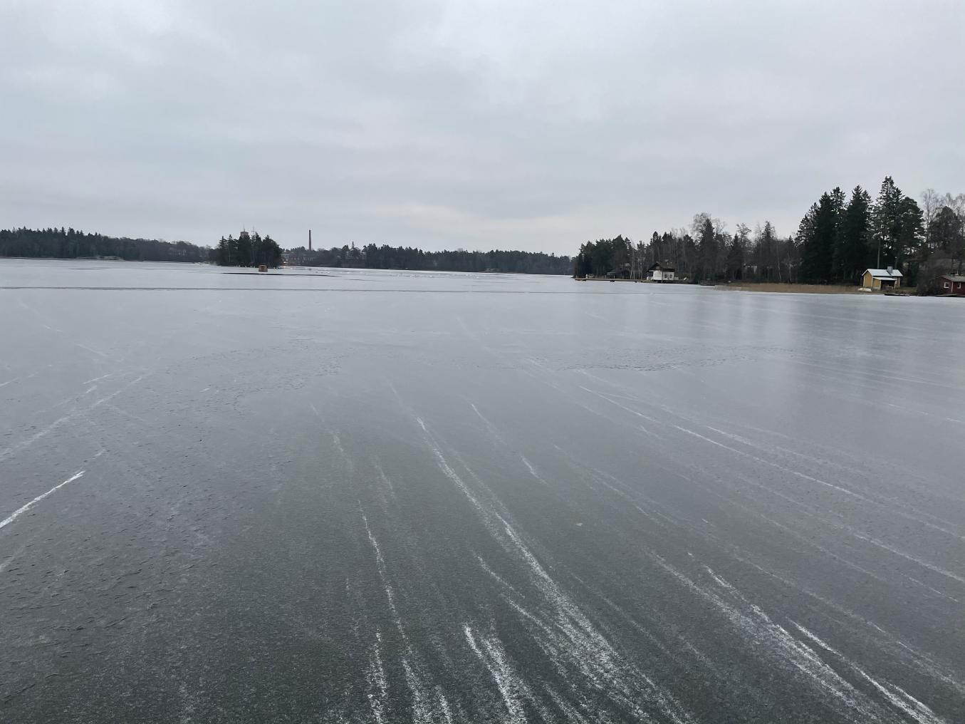 Jäinen Littoistenjärvi