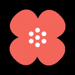 Näkövammaisten liiton annansilmäkukka-logo.
